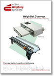 AWS Weigh Belt Conveyor Brochure