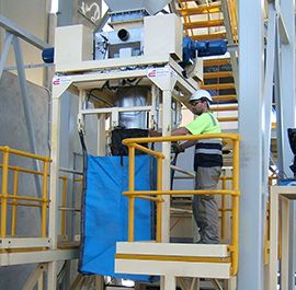 Automatic Bulk Bagging Systems